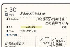 NOLTY U365(ノリティーユー365)手帳の特徴